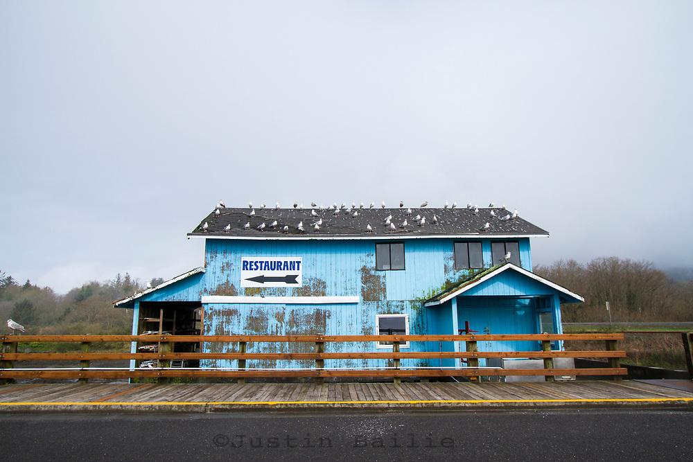 Bay City, Oregon.