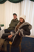 CAMERON KELLY; JADE HOLLAND COOPER, The Heythrop Hunt Point to Point. Cocklebarrow. 24 January 2016