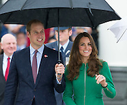 KATE & William Visit Cambridge, New Zealand 4