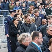 NLD/Amsterdam/20170504 - Nationale Herdenking 2017, De Jeugd van Tegenwoordig