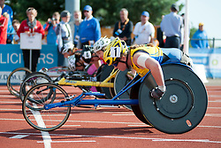 WALLENGREN Gunilla, 2014 IPC European Athletics Championships, Swansea, Wales, United Kingdom