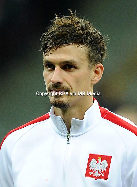 Uefa Euro FRANCE 2016 - <br /> Poland National Team - <br /> Łukasz Szukała