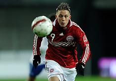 20101117 Danmark-Holland U21 fodboldlandskamp
