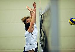 08-10-2009 VOLLEYBAL: PHOTOSHOOT SSS: BARNEVELD<br /> Photoshoot SSS A League seizoen 2009 - 2010 / Pieter Glerum<br /> ©2009-WWW.FOTOHOOGENDOORN.NL