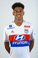 Willem Geubbels during Photoshooting of Lyon for new season 2017/2018 on September 27, 2017 in Lyon, France. (Photo by Damien lg/OL/Icon Sport)