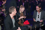 JADE PARFITT, Dinner and party  to celebrate the launch of the new Cavalli Store at the Battersea Power station. London. 17 September 2011. <br /> <br />  , -DO NOT ARCHIVE-© Copyright Photograph by Dafydd Jones. 248 Clapham Rd. London SW9 0PZ. Tel 0207 820 0771. www.dafjones.com.