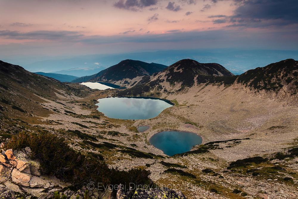 Kremena Lakes