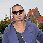 NLD/Amsterdam/20110925 - Benefietavond Red Sun Stichting Stop Kindermisbruik, Nick van der Wall, DJ Afrojack