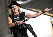 CHICAGO, IL - JUNE 23: Big Kenny of Big and Rich performs performs during the Lakeshake Festival at Huntington Bank Pavilion at Northerly Island on June 23, 2017 in Chicago, Illinois. (Photo by Michael Hickey/Getty Images) *** Local Caption *** Big Kenny
