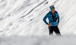 19.02.2017, Biathlonarena, Hochfilzen, AUT, IBU Weltmeisterschaften Biathlon, Hochfilzen 2017, Massenstart Herren, im Bild Trainer Andreas Stitzl (GER) // Coach Andreas Stitzl of Germany during Mens Masstart of the IBU Biathlon World Championships at the Biathlonarena in Hochfilzen, Austria on 2017/02/19. EXPA Pictures © 2017, PhotoCredit: EXPA/ JFK