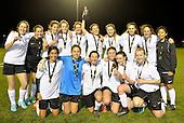 20140820 Football Girls Premier Final - Wellington Girls v HVHS