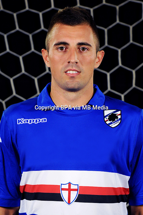 Italian League Serie A -2014-2015 / <br /> Nenad Krsticic ( U.C Sampdoria )
