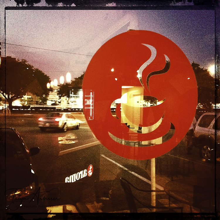 Coffee break - Houston, Texas