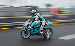 October 21, 2016 - Melbourne, Victoria, Australia - French rider Fabio Quartararo (#20) of Leopard Racing leaves his garage during the 1st Moto3 Free Practice session at the 2016 Australian MotoGP held at Phillip Island, Australia. (Credit Image: © Theo Karanikos via ZUMA Wire)