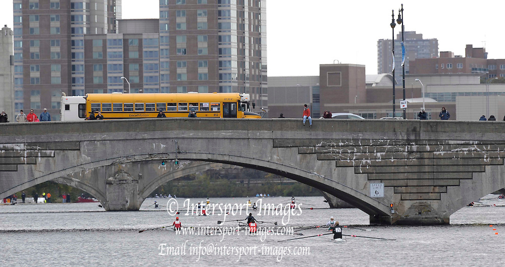 Cambridge, USA,    during the  [HOCR]  Head on the Charles River, Cambridge/Boston, Massachusetts  {DOW}  {date} [Mandatory Credit Peter Spurrier Intersport Images]