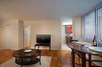 Interior image of Meridian Tower Apartments in Washington DC by Jeffrey Sauers of Commercial Photographics, Architectural Photo Artistry in Washington DC, Virginia to Florida and PA to New England