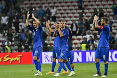 Italy v Uruguay - 7 June 2017