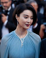 Actress Fan Bingbing at the opening ceremony and Ismael's Ghosts (Les Fantômes D'ismaël) gala screening,  at the 70th Cannes Film Festival Wednesday May 17th 2017, Cannes, France. Photo credit: Doreen Kennedy