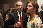 THOMAS PAKENHAM; EARL OF LONGFORD; MARTHA HANCOCK6, Party to celbrate the publication of ' Walking on Sunshine' 52 Small steps to Happiness' by Rachel Kelly. RSA. London. 9 November 2015