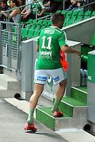 Yohan MOLLO - 26.04.2015 - Saint Etienne / Montpellier - 34eme journee de Ligue 1<br />Photo : Jean Paul Thomas / Icon Sport