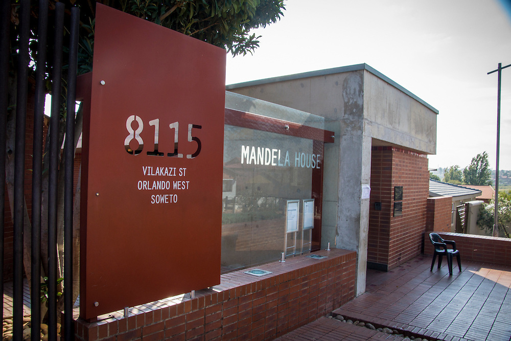 Mandela House or the Nelson Mandela National Museum is where Nelson Mandela lived from 1946 to 1962.  Mandela House is located in Soweto, South Africa.  It was declared a National Heritage Site in 1999.