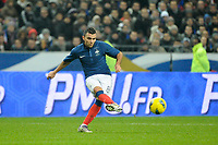 FOOTBALL - FRIENDLY GAME 2011 - FRANCE v BELGIUM - 15/11/2011 - PHOTO JEAN MARIE HERVIO / DPPI - MARVIN MARTIN (FRA)