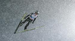29.12.2014, Schattenbergschanze, Oberstdorf, GER, FIS Ski Sprung Weltcup, 63. Vierschanzentournee, Training, im Bild Simon Ammann (SUI) // Simon Ammann of Switzerland // during practice Jump of 63 rd Four Hills Tournament of FIS Ski Jumping World Cup at the Schattenbergschanze, Oberstdorf, Germany on 2014/12/29. EXPA Pictures © 2014, PhotoCredit: EXPA/ Peter Rinderer