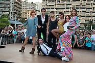 Danse avec les Stars sur le plateau du Festival TV Monte-Carlo