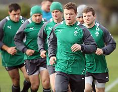 Christchurch-Rugby, Ireland team training
