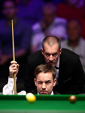 2018 Dafabet Masters - Day Four - 17 January 2018