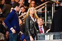 Copine de Louis SARKOZY  - 08.04.2015 - Paris Saint Germain / Saint Etienne - 1/2Finale Coupe de France<br />Photo : WinterPress / Icon Sport