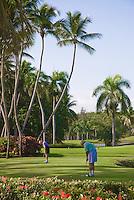 Views around the golf course