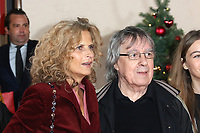 Suzanne Accosta, Bill Wyman, Surviving Christmas with the Relatives - World Premiere, Leicester Square, London, UK, 21 November 2018, Photo by Richard Goldschmidt