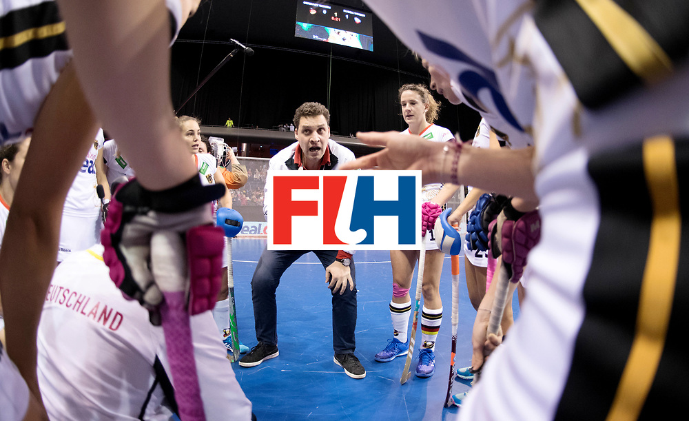 BERLIN - Indoor Hockey World Cup<br /> Women: Germany - Russia<br /> foto: MOKRUSHIN Mikhail.<br /> WORLDSPORTPICS COPYRIGHT FRANK UIJLENBROEK