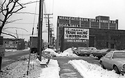 Akron Ohio winter 1976