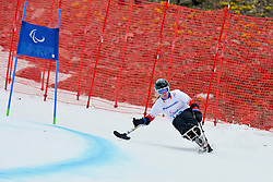 Erna Fridriksdottir, Women's Giant Slalom at the 2014 Sochi Winter Paralympic Games, Russia