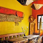 Hotel California, Todos Santos, Baja California, Mexico, North America