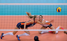 20150529 CHE: Volley Masters Dominicaanse Republiek - Nederland, Montreux