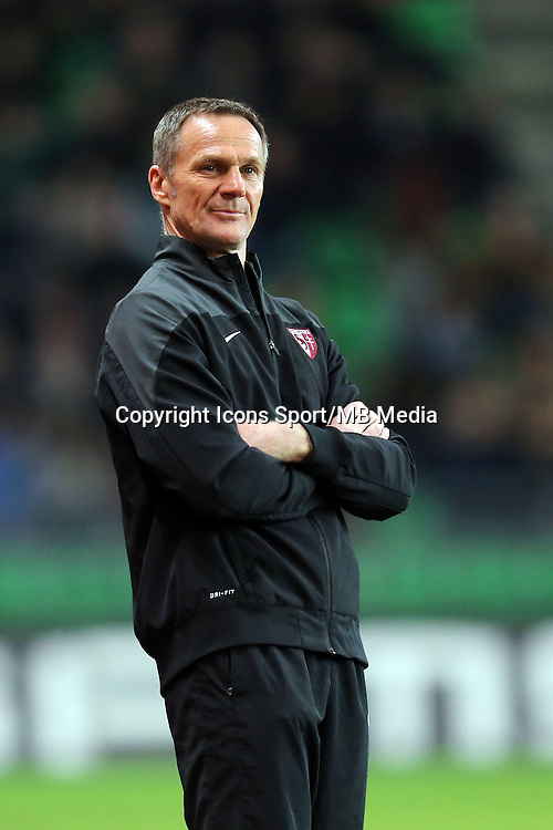 Albert CARTIER  - 07.03.2015 -  Rennes / Metz -  28eme journee de Ligue 1 <br />