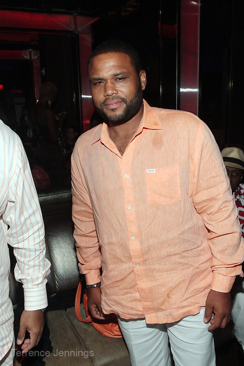 7 July 2011- Miami Beach, Florida- Actor Anthony Anderson at The ABFF 15th Annual Party held at Liv with performance by Melanie Fiona hosted by Team Sizzle on July 7, 2011 in Miami Beach, Florida. Photo Credit: Terrence Jennings