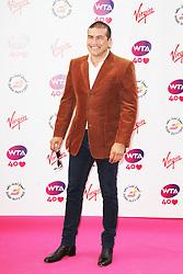 © Licensed to London News. Tamer Hassan, Pre-Wimbledon Party, Kensington Roof Gardens, London UK, 20 June 2013. Photo credit : Richard Goldschmidt/Piqtured/LNP