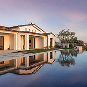 Architect Patrick Edinger has designed an updated version of the California Ranch House in Santa Luz, California