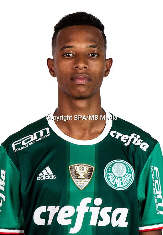 Brazilian Football League Serie A / <br /> ( Sociedade Esportiva Palmeiras ) - <br /> Danilo Das Neves Pinheiro &quot; Tche Tche &quot;