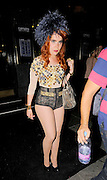 27.JUNE.2011. LONDON<br /> <br /> PALOMA FAITH AT THE O2 SHEPHERDS BUSH EMPIRE TO ATTEND AMERICAN SINGER BEYONCE'S SPECIAL ONE OFF GIG TO LAUNCH HER NEW ALBUM 4.<br /> <br /> BYLINE: EDBIMAGEARCHIVE.COM<br /> <br /> *THIS IMAGE IS STRICTLY FOR UK NEWSPAPERS AND MAGAZINES ONLY*<br /> *FOR WORLD WIDE SALES AND WEB USE PLEASE CONTACT EDBIMAGEARCHIVE - 0208 954 5968*