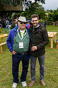 James and Jude during the Caulfield/Mulryan family reunion at Ardenode Stud, County Kildare, Ireland on Sunday, June 23rd 2013. (Photo by Brian Garfinkel)
