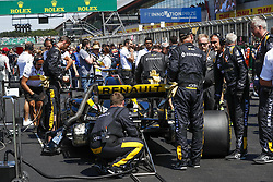 July 8, 2018 - Silverstone, Great Britain - Motorsports: FIA Formula One World Championship 2018, Grand Prix of Great Britain, .#27 Nico Hulkenberg (GER, Renault Sport Formula One Team) (Credit Image: © Hoch Zwei via ZUMA Wire)