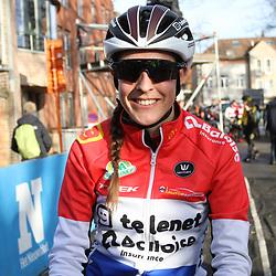 15-12-2019: Wielrennen: Druivencross: Overijse: Lucinda Brand