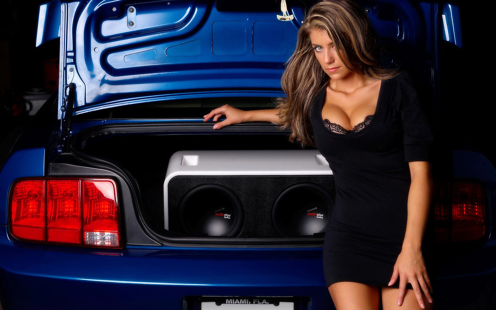Nicole Hagman Busch for Audiopipe photo by Aspen Photo and Design