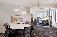 Interior Design image of Cohn Reznick Bethesda Offices by Jeffrey Sauers of CPI Productions