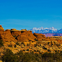 Needles Pano 02 - Canyonlands National Park, UT
